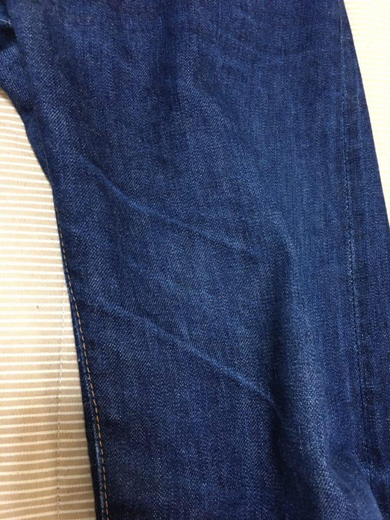 DENIME(ドゥニーム)のジーンズの色落ちは?評判の66やS TYPEなど諸々レポート!