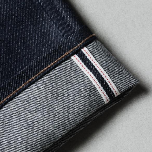 ユニクロセルビッジジーンズの色落ちは?ストレッチスリムフィットデニムの穿き込みレポート!