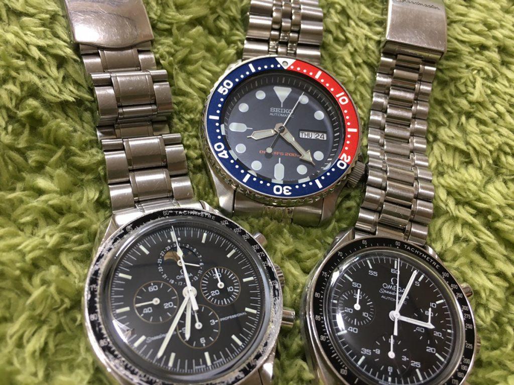 SEIKO(セイコー)ダイバーズウォッチ「SKX007」ネイビーボーイを紹介!ブログなどで話題の逆輸入腕時計の評価とは