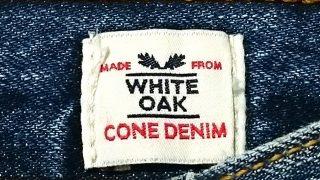 リーバイス501と511のコーンミルズホワイトオークがライトオンに!?LevisのWHITE OAK CONE DENIMの真相