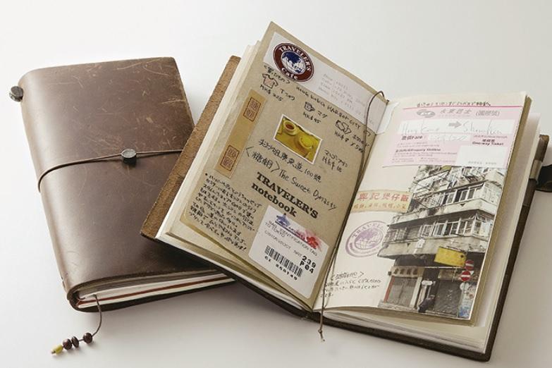 トラベラーズノート パスポートサイズのカスタマイズは!?インスタでも人気のトラベラーズノートにロディアをぶち込もう!