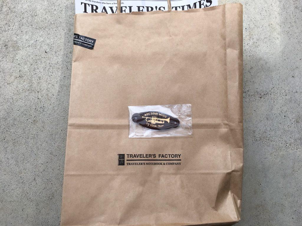トラベラーズノートの2019年ダイアリーのマンスリーとウィークリーとレザーフォルダーを買ってきた!