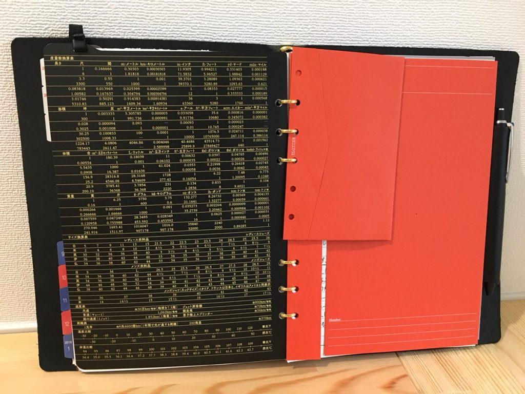 PLOTTER(プロッター)のミニ6サイズをレビュー!エンベロップフォルダーリフィルも使いこなそう!