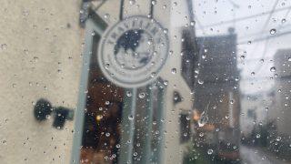 雨降りのトラベラーズファクトリーへ!飯島さんのトラベラーズノートも激写させていただきました!